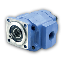 Motors 3 - Gear pumps and motors