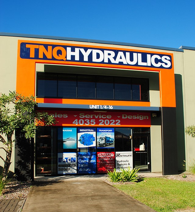 TNQ Hydraulics Cairns Far North Queensland
