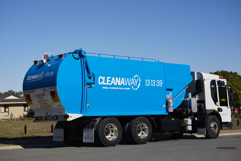 Transport - Cleanaway Cairns North Queensland